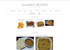 Gujaratirecipes.in thumbnail