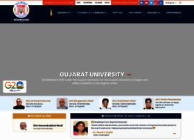 Gujaratuniversity.org.in thumbnail