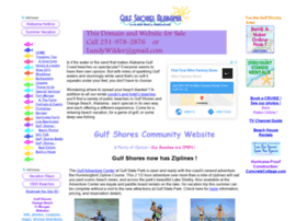 Gulf-shores-alabama.net thumbnail