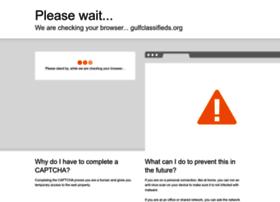 Gulfclassifieds.org thumbnail