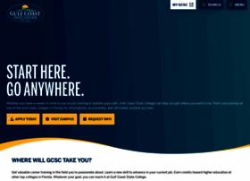 Gulfcoast.edu thumbnail