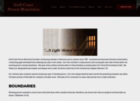 Gulfcoastprisonministries.org thumbnail
