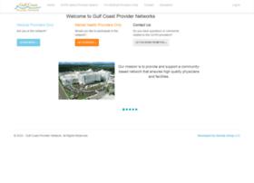 Gulfcoastprovider.net thumbnail