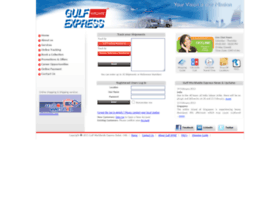 Gulfworldwideexpress.com thumbnail