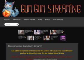 Bienvenue sur Gum Gum Streaming !