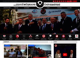 Gumushane.edu.tr thumbnail
