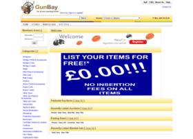 Gunbay.co.uk thumbnail