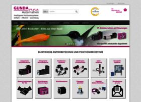 Gunda-gmbh.de thumbnail