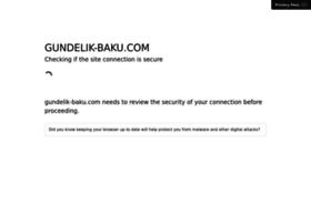 Gundelik-baku.com thumbnail