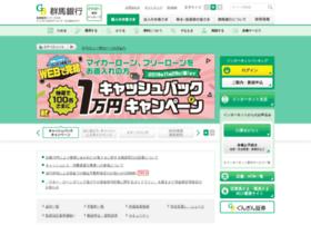 Gunmabank.co.jp thumbnail