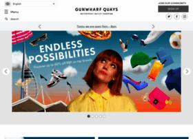 Gunwharf-quays.com thumbnail