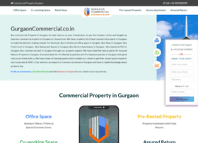 Gurgaoncommercial.co.in thumbnail