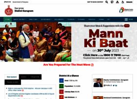 Gurugram.gov.in thumbnail