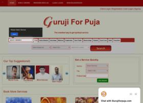 Gurujiforpuja.com thumbnail