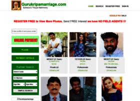 Gurukripamarriage.com thumbnail
