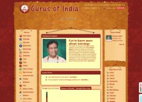 Gurusofindia.com thumbnail