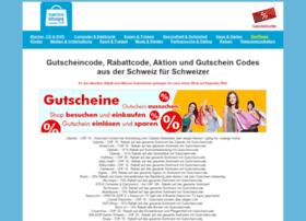 Gutscheincodeschweiz.ch thumbnail