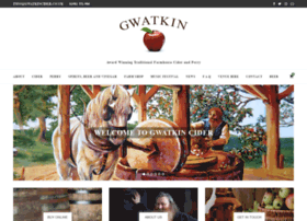Gwatkincider.co.uk thumbnail