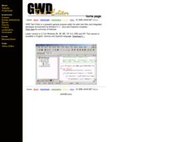 Gwdsoft.com thumbnail