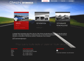 Gwen-automobiles.fr thumbnail