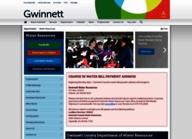 Gwinnetth2o.com thumbnail