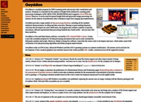Gwyddion.net thumbnail
