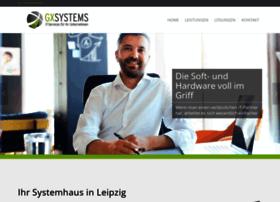 Gx-systems.de thumbnail