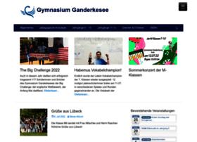 Gymnasium-ganderkesee.de thumbnail