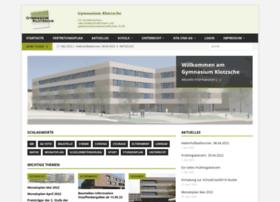 Gymnasium-klotzsche.de thumbnail