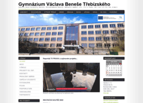 Gymnaziumslany.cz thumbnail