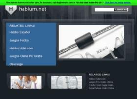 Hablum.net thumbnail