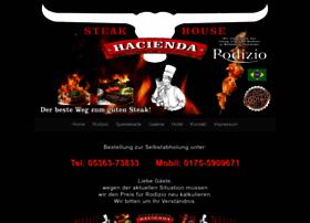 Hacienda-wolfsburg.de thumbnail