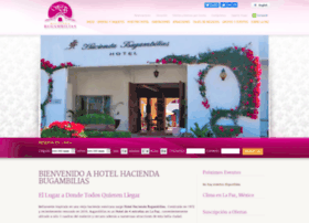 Haciendabugambilias.com.mx thumbnail
