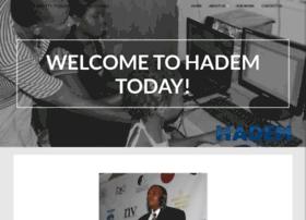 Hadem.net thumbnail
