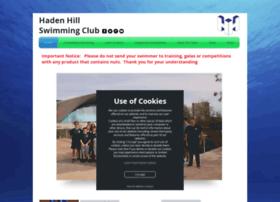 Hadenhillswimmingclub.co.uk thumbnail