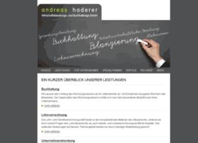 Haderer.org thumbnail