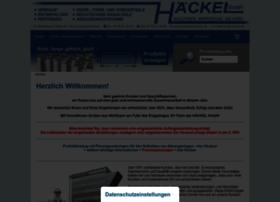 Haeckel-gmbh.de thumbnail
