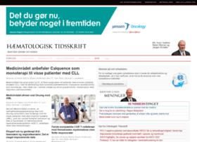 Haematologisktidsskrift.dk thumbnail