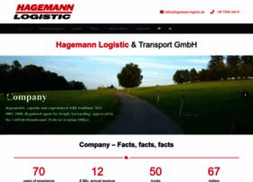 Hagemann-logistic.de thumbnail