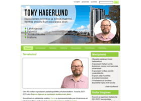 Hagerlund.net thumbnail