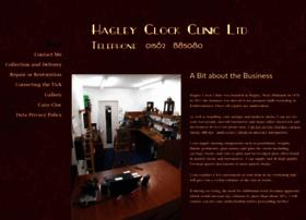 Hagleyclockclinic.co.uk thumbnail
