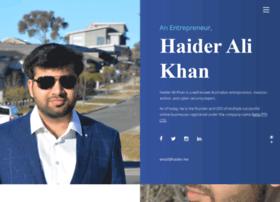 Haiderk.com thumbnail