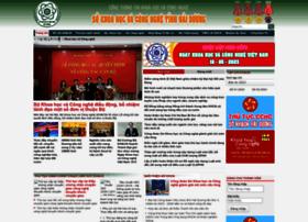 Haiduongdost.gov.vn thumbnail