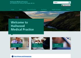 Hailwoodmedicalcentre.co.uk thumbnail