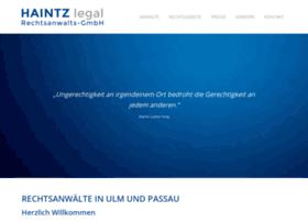 Haintz.de thumbnail
