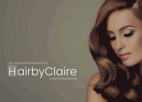 Hairbyclaire.de thumbnail