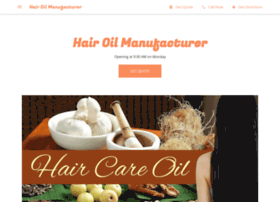 Haircareoil.in thumbnail