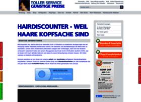 Hairdiscounter.de thumbnail