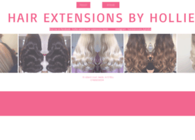 Hairextensionsbyhollie.co.uk thumbnail
