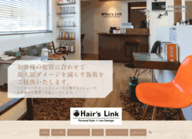 Hairslink.jp thumbnail